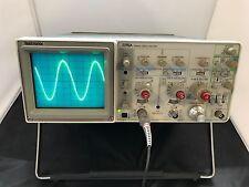 TEKTRONIX 2215A 60 MHz OSCILLOSCOPE