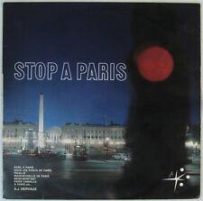 Robert Doisneau 33 tours Stop à Paris