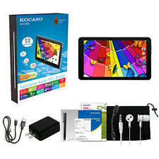 """Kocaso 10.1"""" HD Red Tablet MID Quad Core Android 4.4 Dual Camera 1.2GHz 8GB"""