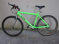 Klein Pinnacle Made in the USA (Rare Color) Factory Neon Green Mountain Bike MTB