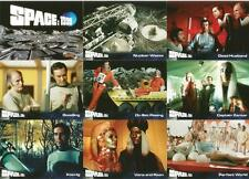 Space 1999 Full 54 Card Base Set of Trading Cards from Unstoppable Cards