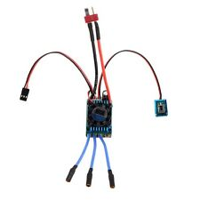Racing 60A ESC Brushless Electric Speed Controller For 1:10 RC Car Truck F0