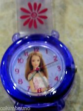Barbie Children's Watch New with  Purple Band. Water Resistant