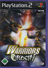 Warriors Orochi (Playstation 2)