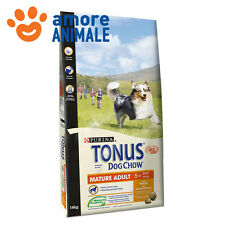 Purina Tonus Mature Adult 14 kg - Crocchette per cane adulto al Pollo