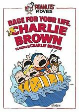 Peanuts: Race For Your Life Charlie Brown, Good DVD, ,