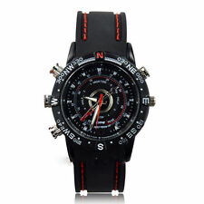 8GB Waterproof HD Wrist DV Watch Camera Digital Video 1280*960 DVR Camcorder DE
