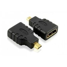 Micro HDMI to HDMI Adapter for Tesco Hudl & Tesco Hudl 2 to TV LCD HDTV
