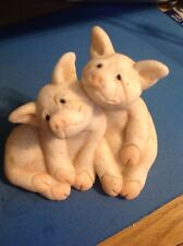 Quarry Critters Pepper & Posh Figure Figure Collectible Critters
