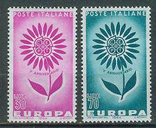Italien  Briefmarken 1964 Europa Mi.Nr.1164+65 ** postfrisch
