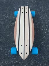 "Mini Cruiser Skateboard - Yaupon ""Mini Croozer""  (wood board)"