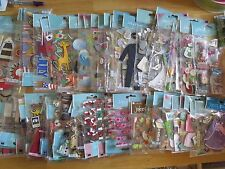 lot of 35 + Jolee's and 15 + Sticko many themes, no duplicates