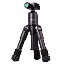 Black Cambofoto M225 Mini Tripod + CK30 Ball Head For DSLR Camera Camcorder DV
