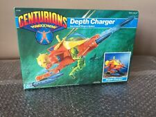 1986 CENTURIONS Power Xtreme: Depth Charger by Kenner MISB. UNOPENED