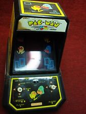 VINTAGE MIDWAY/COLECO No. 2300 PAC-MAN TABLE TOP SIZE ARCADE GAME - WORKS GREAT