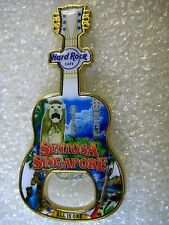 SINGAPORE,Hard Rock Cafe Pin,Mini Bottle Opener