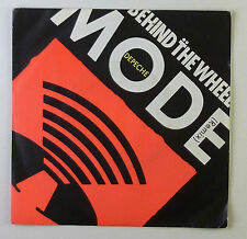 "7"" Single - Depeche Mode - Behind The Wheel (Remix) - S722 - washed & cleaned"