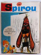D)SPIROU N°1484   sans le mini récit/ Un Flamand donne de l'eau à Tolède