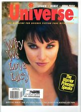 WoW! Sci-Fi Universe V3#9 Lucy Lawless! Spawn! Nana Visitor! 25 Intriguing Women