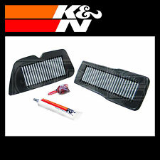 K&N Motorcycle Air Filter - Fits Suzuki VS1400 / Intruder / Boulevard|SU-1487