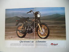 advertising Pubblicità 1983 MALAGUTI FIFTY FULL CX 50