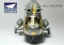 Dream Model 1/72 #0528 Mi-2 Hoplite Detail Up Etching Parts for Hobby Boss