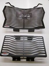BMW S1000XR(15-) Beowulf Radiator and oil cooler guards, grills, covers, BLACK