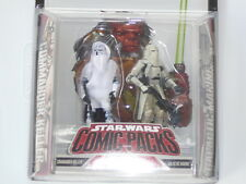 STAR WARS COMIC PACK REPUBLIC COMMANDER KELLER & GALACTIC MARINE #17 NEW