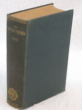 P. Dienes THE TAYLOR SERIES Introduction to the Theory of Functions Oxford 1931