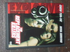 The Replacement Killers DVD (Chow Yun Fat and Mira Sorvino)
