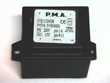 Printtrafo prim. 220V sek 15V 5VA P.M.A. 1526028 Transformer Transformator