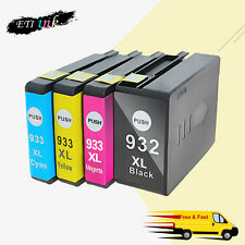 932XL 933XL Ink Cartridge for HP OfficeJet 6100 6600 6700 7110 7510 7610 7612