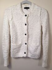 Rag & Bone Soft Chunky Ivory Knit Sweater Worn Once- Size XS