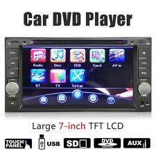 2-DIN Car DVD Stereo USB MP3 Radio Player For Toyota Landcruiser Prado Hilux