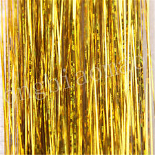 Women Color Glitter Tinsel Laser Hair Extension Accessories100Pieces Hairline
