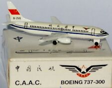 Schabak 1:600 Scale Diecast 925-77 CAAC China Aviation Boeing 737-300  New