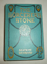 THE SORCERER'S STONE BY GRIMSHAW ILLUSTRATED BY SARKA 1914