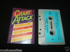 CHART ATTACK NEW ZEALAND CASSETTE TIME BANDITS QUEEN ALEXEI SAYLE SPECIAL AKA