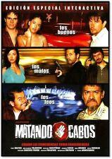 MATANDO CABOS(LOS BUENOS,LOS MALOS Y LOS FEOS) EDICION ESPECIAL ESPANOL ONLY NEW