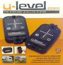 U-Level Wireless Levelling System - Caravan Level System