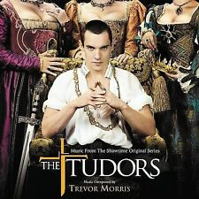 The Tudors [Original Television Soundtrack] by Trevor Morris (CD, Dec-2007,...