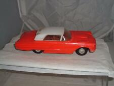 TAT HONG KONG VINTAGE PLASTIC FORD THUNDERBIRD RESTORATION PROJECT NOT WORKING !