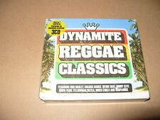 Dynamite Reggae Classics 3 cd set 2002 disc are excellent