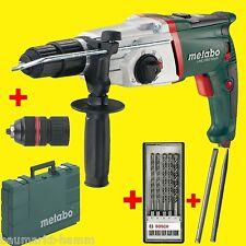 METABO Elektronik-Multihammer UHE 2850 Multi +Bohrer +Meißel-Set