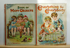 Book of Many Objects + Everything For Everybody - Raphael Tuck Children's Books