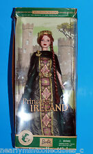 BARBIE #53367 PRINCESS OF IRELAND ~ DOLLS OF THE WORLD COLLECTION ~ NEW!