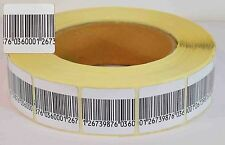 EAS ANTI-THEFT SECURITY CHECKPOINT SOFT LABEL TAG 1000PCS 8.2 MHZ (30mmx30mm)