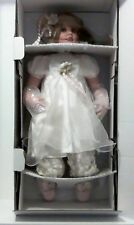 """GIVE PEACE A CHANCE"" 2ND EDITION DOLL BY~ FayZah Spanos ~ #348/500 WITH BOX"