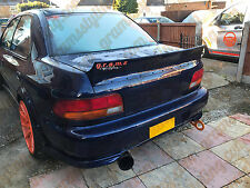 SUBARU IMPREZA GC8 ROCKET Bunny stile in Fibra di Carbonio Spoiler ducktail V5