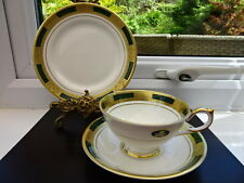 Aynsley Empress Laurel Cup/Saucer/ Plate Trio 1st Quality Brand New Unused